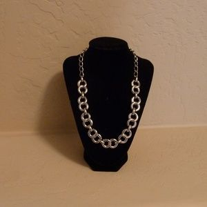 Necklace Talbots NWT Silver color